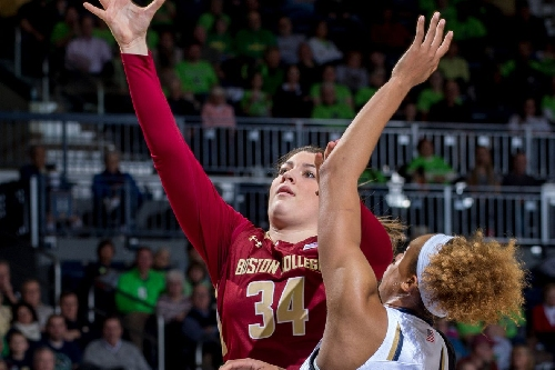 Women's Basketball Falls to Penn State in ACC/Big 10 Challenge