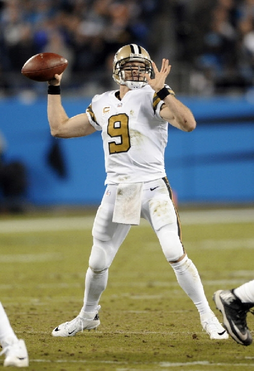 Drew Brees is defying logic, Father Time with a season for the ages