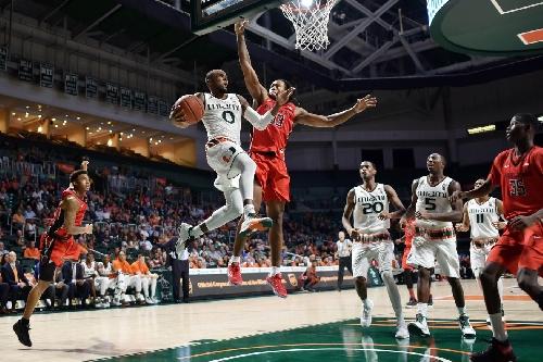 Miami Hurricanes Basketball Highlights Vs Rutgers, Notes