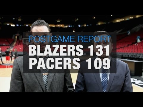 Postgame report: Did the Blazers discover their defense in win over Pacers?
