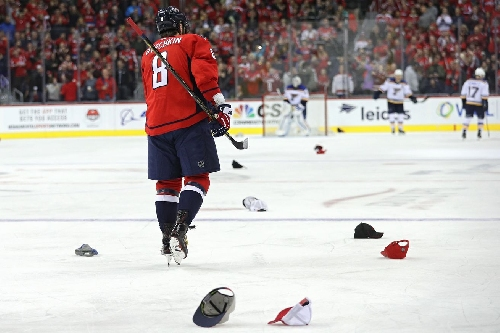 Sweet Sixteen, Part II - The Collection of Alex Ovechkin Hat Tricks