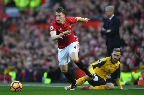 Manchester United defender Phil Jones has a new lease of life under Jose Mourinho