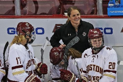 Halfway Home: Breaking Down The Women's Hockey East Standings