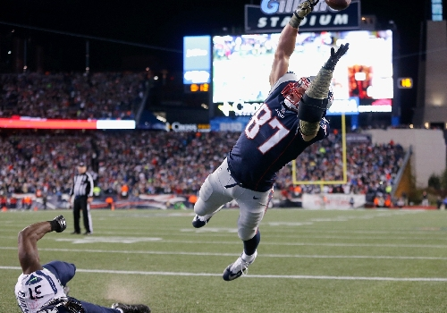 Injured Gronkowski to miss rest of season - reports