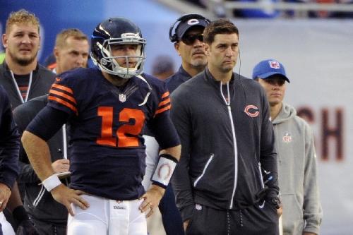 Bears announce Jay Cutler season-ending surgery
