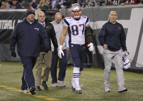 AP Source: Patriots' Gronkowski to undergo back surgery The Associated Press