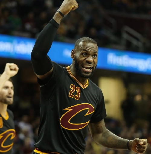 LeBron James named Eastern Conference Player of the Month
