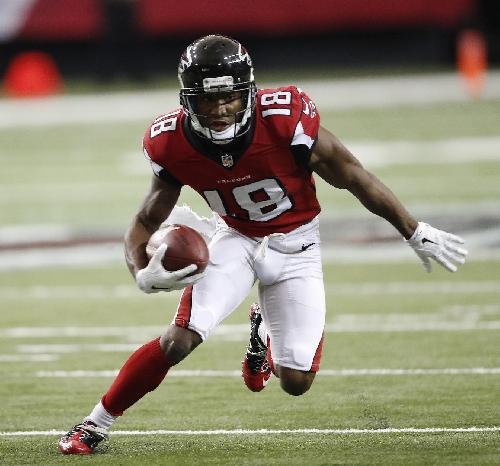 Speedy Gabriel giving Falcons' Ryan another dangerous option The Associated Press