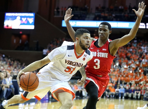 Former Buckeye Oden witnessed Virginia's historic rally