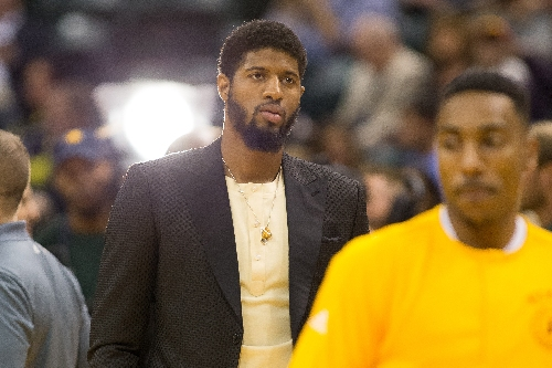 Paul George: 'I've got to get back to being the guy for us'