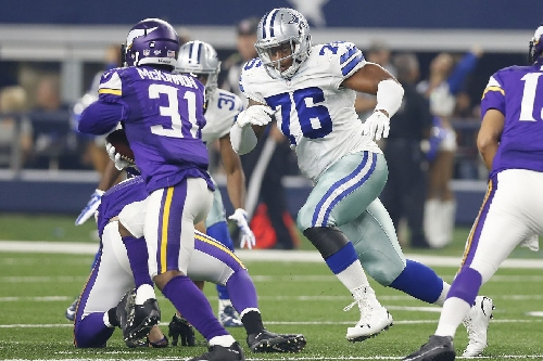 Thursday night Football: Minnesota Vikings vs. Dallas Cowboys