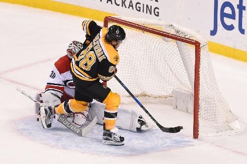 Recap: Carolina Hurricanes lose late lead, fall 2-1 in the shootout to Boston Bruins