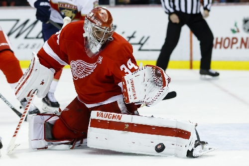 Red Wings Lose to Panthers 2-1 in OT, Prove Analytics Right
