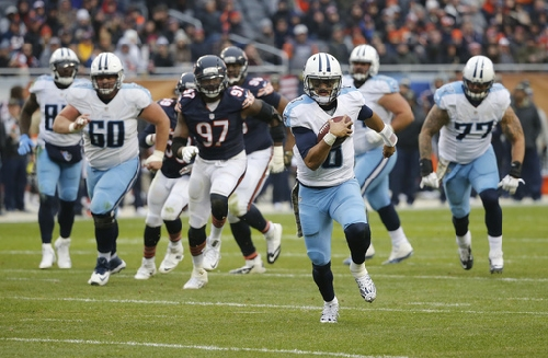 Mariota's improved play has Titans thinking playoffs at bye The Associated Press