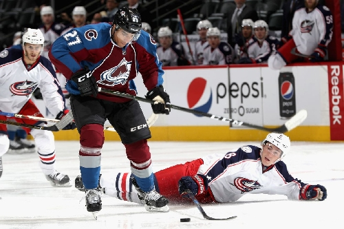 Poor first period dooms Avalanche, fall to Blue Jackets 3-2