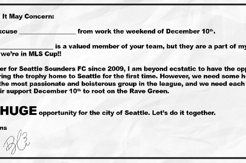 Need an excuse to go to Toronto? Brad Evans has you covered
