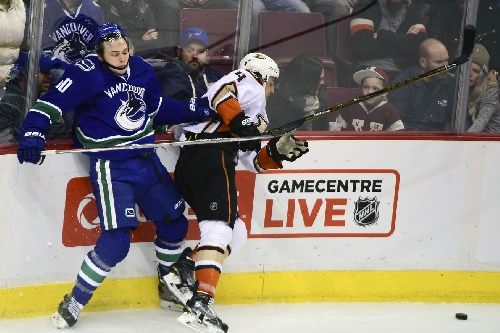 Game Recap: The Ducks Continue Their Winning Ways Against The Canucks