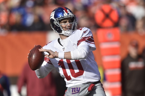 Predictions: Can Giants win 7th straight, beat Steelers?