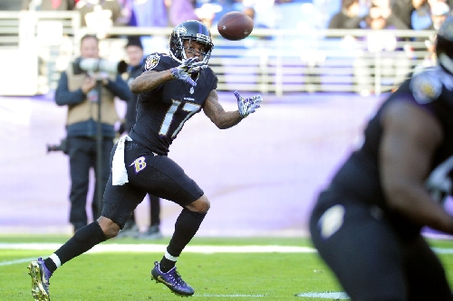 ICYMI: Ravens WR Mike Wallace doesn't regret his time in Miami