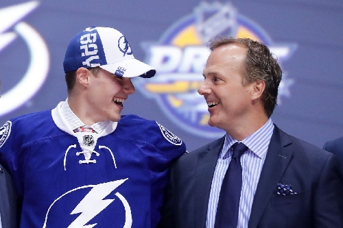 Quick Strikes: At least the Lightning prospects are good