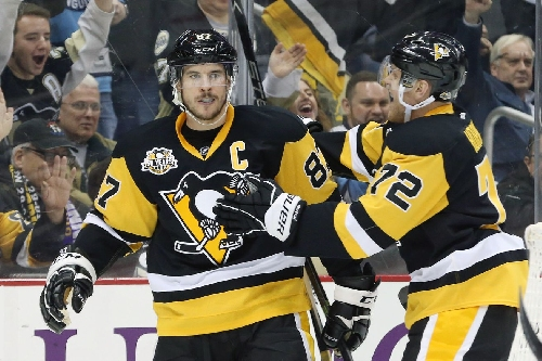 Pens Points: Crosby, Again