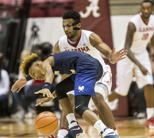 Alabama's star recruit 'was getting beat up' before finding groove 6 weeks ago