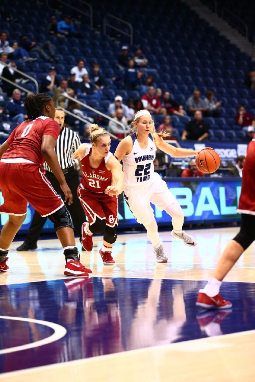 BYU Women's Hoops: Cougars off to Hawaii to face Oregon State