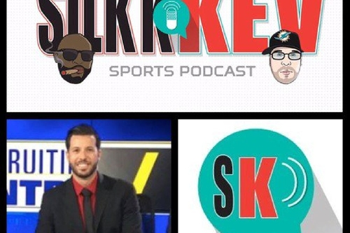 Silkk, Kev and Newberg Podcast