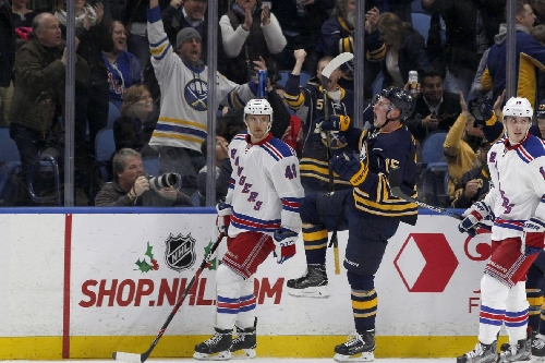 NHL scores 2016: Jack Eichel's return has been a thing of beauty