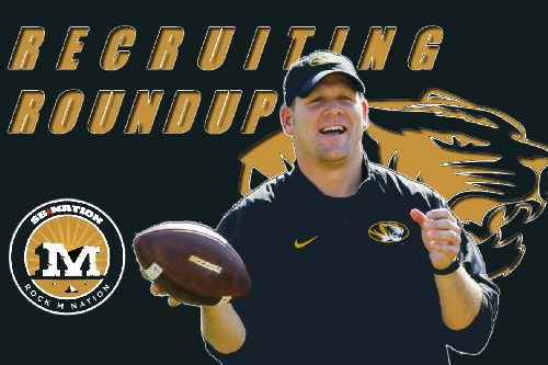 Mizzou recruiting roundup: Tigers hosting visitors from coast to coast