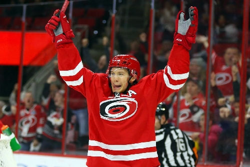 Systems Analyst: Jeff Skinner Roofs a Goal Against Florida