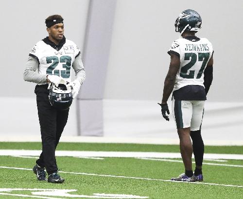 Eagles injury report on Jordan Matthews, Ryan Mathews and others