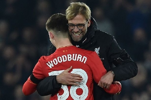 Owen: Klopp is the perfect manager to help Woodburn have a major career at Liverpool