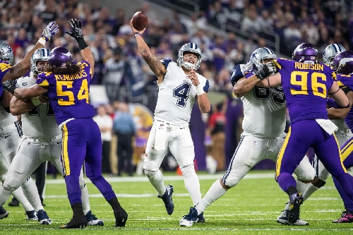 Dak And Zeke Report: Sloppy But Victorious In Cowboys Game Against Vikings