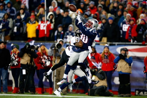 Here's why the Patriots are in great shape for the playoffs if they beat the Rams and Ravens