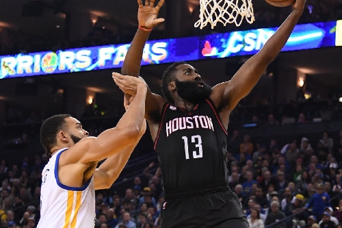 Rockets show they mean business with win over Golden State