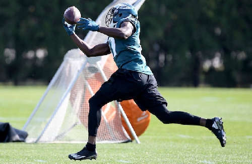 Eagles' Nelson Agholor says he's ready to play vs. Bengals