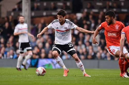 Fulham v Reading FC: Lucas Piazon claims he knows exactly what to expect from Jaap Stam's side