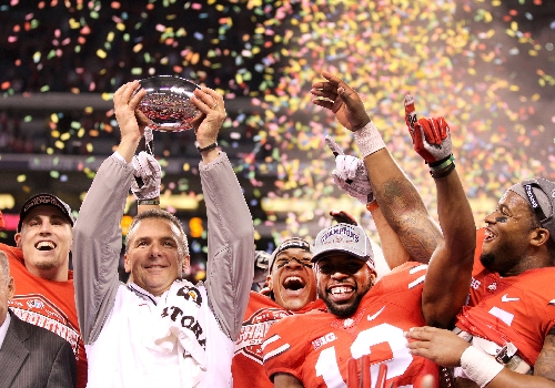 The Big Ten Championship and Ohio State - a strange shared history: Doug Lesmerises