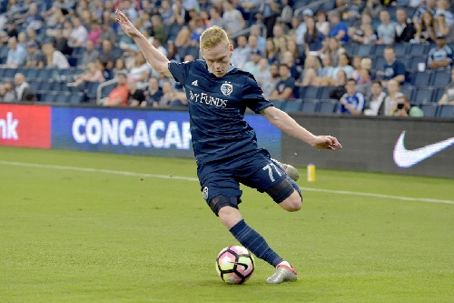 Sporting Kansas City signs Tyler Pasher and Adrian Zendejas