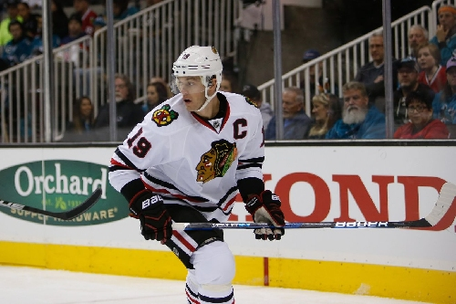 Jonathan Toews to miss 5th straight game with reported back injury