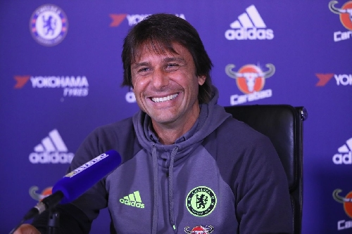 Antonio Conte talks of 'great respect' as he prepares to face Pep Guardiola for the first time