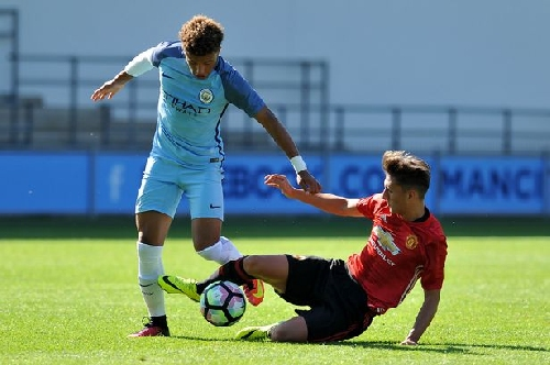 Man City target latest derby win as U18s take on Manchester United