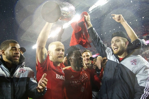 Photo Essay: Toronto FC advance to the MLS Cup final
