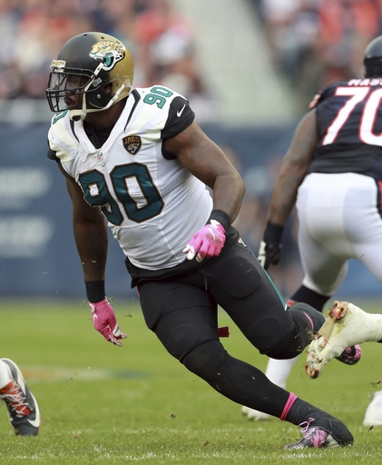 Broncos' Marshall, Jaguars' Jackson eager to face ex-teams The Associated Press