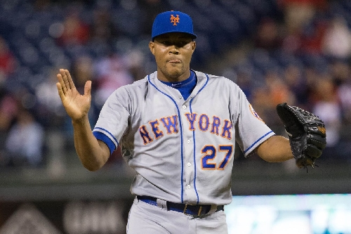 Jeurys Familia got a lot of saves in 2016