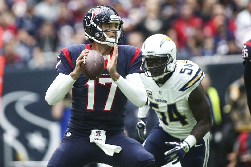 10 observations from the Texans game...According to Hoyle