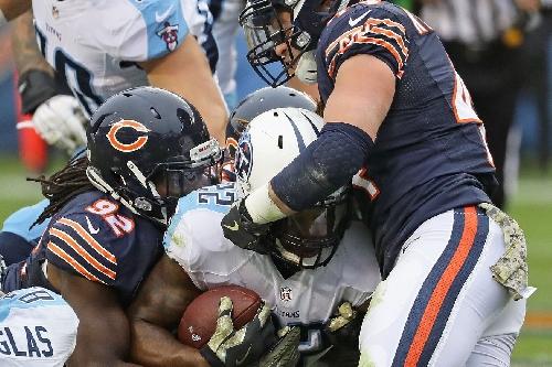 Bears injury report: Breaking down their short-handed defense