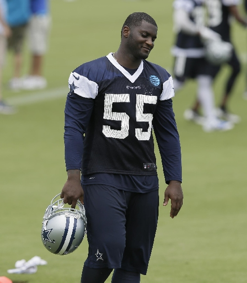 Cowboys' Rolando McClain indefinitely suspended by NFL The Associated Press