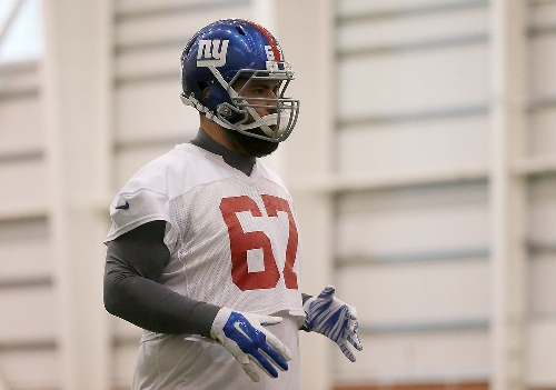 Giants' guard Justin Pugh ruled out for Steelers game | Injury report